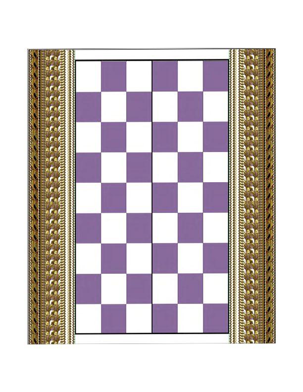 Fancy Checkerboard