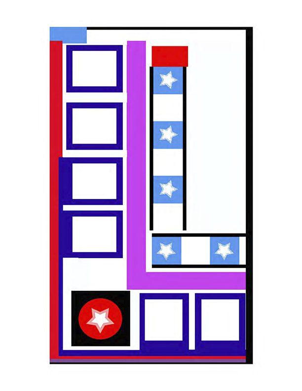 Star Game Board